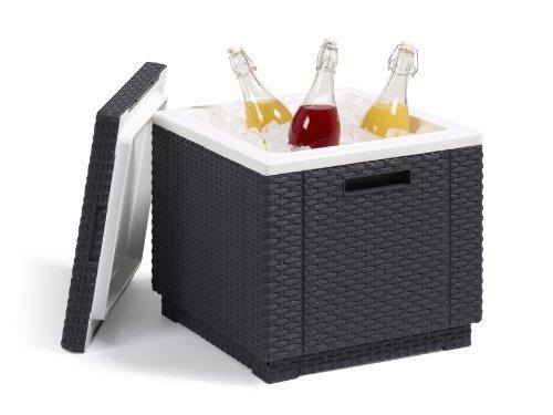 Allibert Kühlbox/Beistelltisch Ice Cube - 4