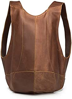 TOOGOO Men Backpack Shoulder Anti-Theft Back Zipper Phone Pocket Pouch Business Travel School Backpack Gifts Black
