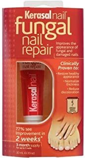 Kerasal Nail, Fungal Nail Repair, 0.33oz. Per Box