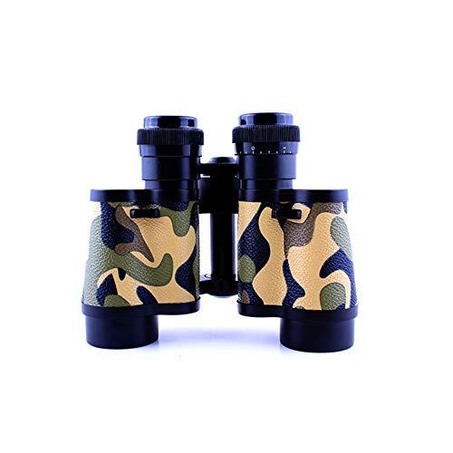 8X30 Fernglas Kompaktes Hochleistungs-Mini-Fernglas mit Tragetasche und Trageriemen, wasserdichtes HD-Faltfernglas für Erwachsene, Vogelbeobachtung, Reisen, Outdoor-Wandern, Camping, Jagdkonzert