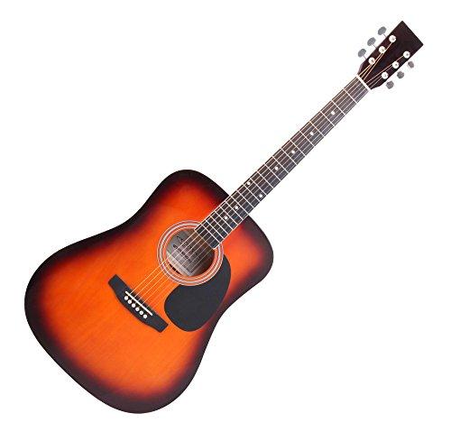 Classic Cantabile WS-10SB guitarra acustica (estilo oeste) Sunburst