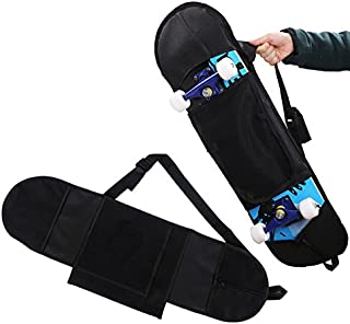 XWU Bolsa para patineta Bolsa para Patinaje Mochila con Form