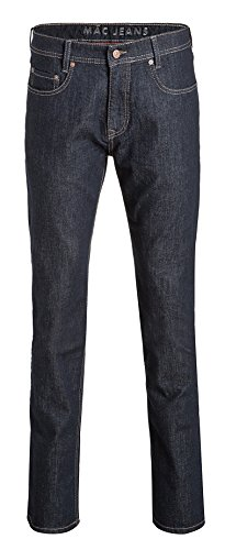 MAC Herren Jeans Arne 0501 Authentic Dark Blue H750 (33/34)