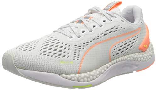 PUMA Speed 600 2 WN'S, Zapatillas de Running para Mujer, Blanco White/Fizzy Orange, 37 EU