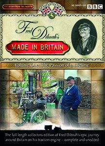 Fred Dibnah's Made In Britain: Volume 1 - Passion Of A Lifetime [DVD] [Reino Unido]