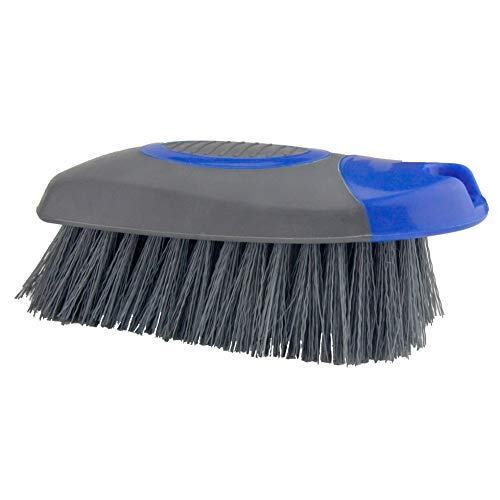 The Ultimate Carpet and Upholstery Brush | Car Detailing Scrub Brush for Cleaning Interior Carpet...