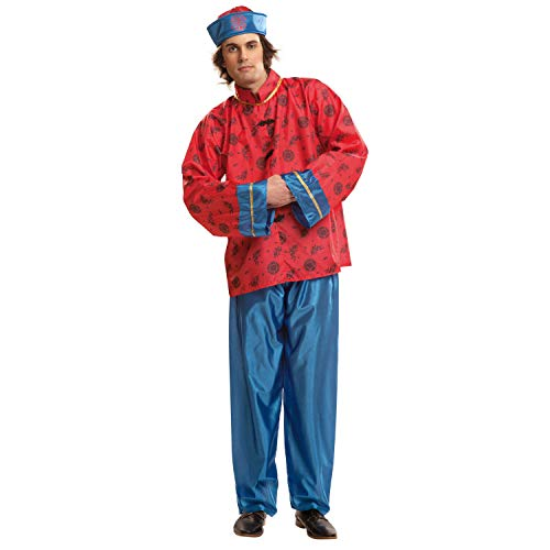 My Other Me - Disfraz de Chino, talla XXL (Viving Costumes MOM01093)