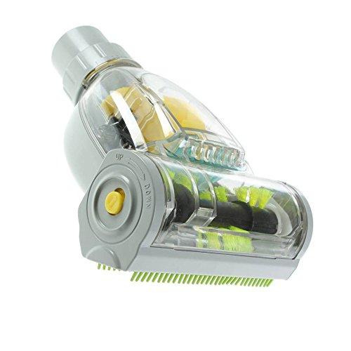 LAZER ELECTRICS - Cepillo Turbo para aspiradora, aspiradora, Herramienta de Suelo y Mini removedor de Pelo de Mascotas para Henry Hetty (32 mm)