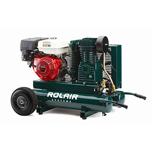 Rolair 7722HK28-20 20 Gallon 270cc 9 HP ASME Portable Belt...