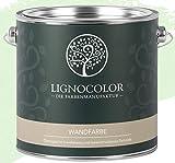 Lignocolor Wandfarbe edelmatt 2,5 L (Seagrass)