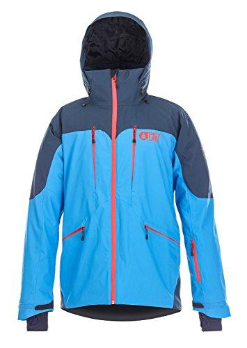 Picture Naikoon Jacket MVT131 Herren-Snowboardjacke Blue Gr. S