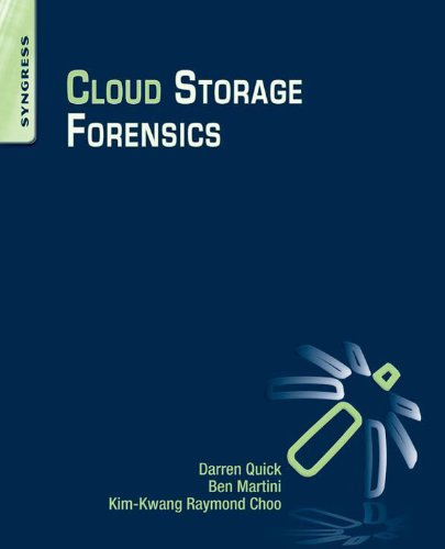 Cloud Storage Forensics (English Edition)