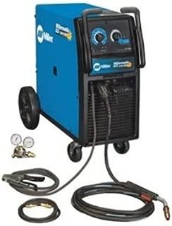 Miller Electric, 907405, MIG Welder, Wheeled, 208/230VAC