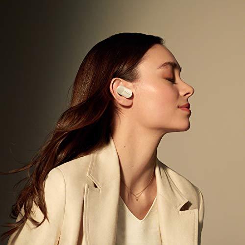 ソニーSONYワイヤレスノイズキャンセリングイヤホンWF-1000XM3:完全ワイヤレス/Bluetooth/ハイレゾ相当最大6時間連続再生2019年モデルプラチナシルバーWF-1000XM3S