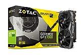 ZOTAC GeForce GTX 1060 Mini Grafikkarte (NVIDIA GTX 1060, 3GB GDDR5, 192 Bit, Boost-Takt 1708Mhz, 8Gbps)