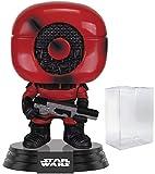 Star Wars: The Force Awakens – Guavian Enforcer Funko Pop! Figura de vinilo (incluye funda protector...