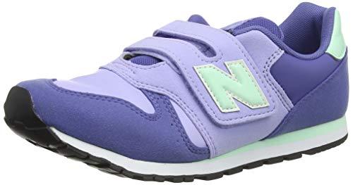 New Balance 373 YV373KPM Medium, Zapatillas Niñas, Purple (Magnetic Blue KPM), 38 EU