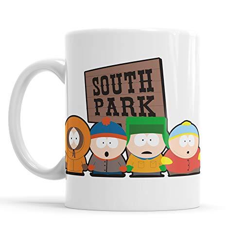 LaMAGLIERIA Tasse Mug South Park - Tee/Kaffee-keramiktasse