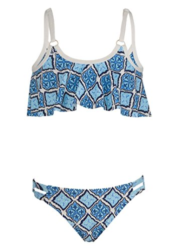 Snapper Rock Mädchen Bikini, Marokko, 104-110cm/4-5 Jahre