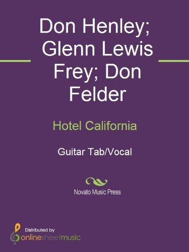 Hotel California (English Edition)