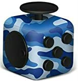 Appash Fidget Cube Stress Anxiety Pressure Relieving Toy Great for Adults and Children[Gift