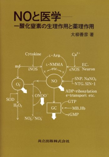NOと医学―一酸化窒素の生理作用と薬理作用