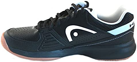 HEAD Men's Grid 2.0 Low Racquetball/Squash Indoor Court Shoes (Non-Marking)