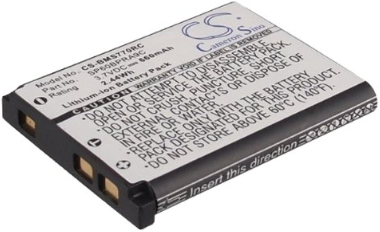 Akku für Sony Blautooth Laser Maus LI-Ionen 3,7 V V V 660 mAh - SP60BPRA9C B00B5TUHOE  | Erschwinglich  3d83aa