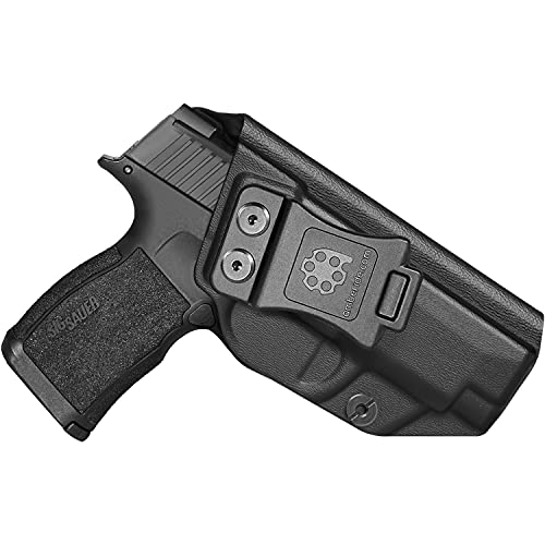 Amberide IWB KYDEX Holster Fit: Sig Sauer P365XL Pistol |...