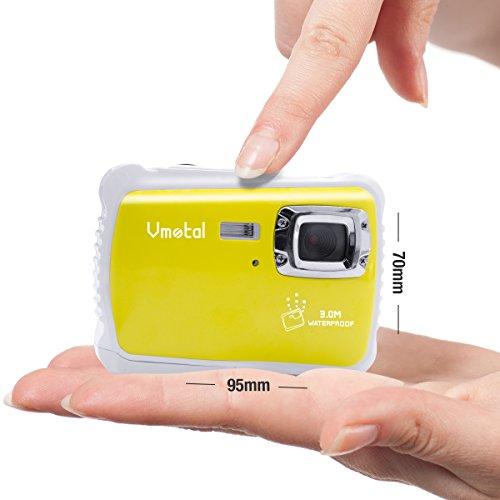 Vmotal GDC5261 Fotocamera Digitale Impermeabile