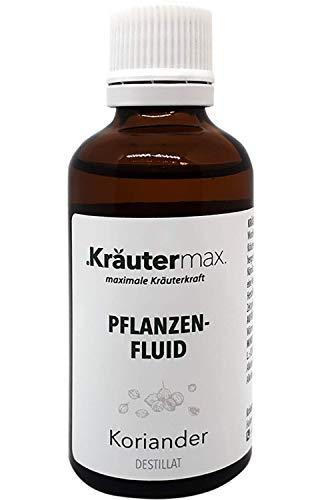 Koriander Tropfen Fluid 1 x 50 ml Coriandrum Sativum
