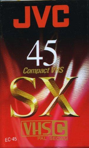 JVC EC 45 SX VHS-C Normal
