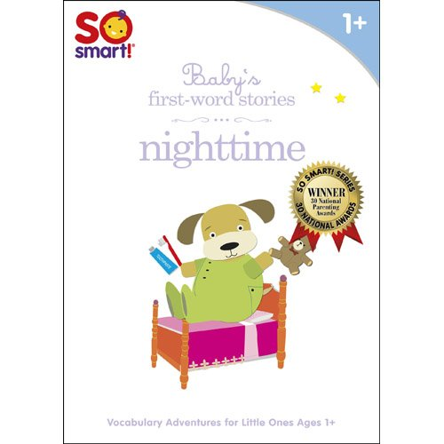 So Smart! First Word Stories: Nighttime
