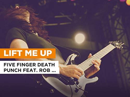 Lift Me Up al estilo de Five Finger Death Punch feat. Rob Halford