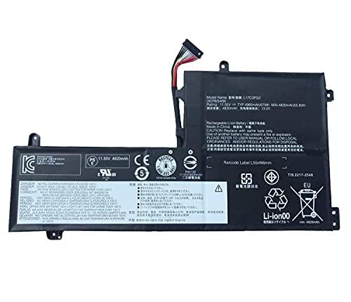 L17C3PG2 L17M3PG2 5B10Q88555 5B10Q88559 Reemplazo de la batería del portátil para Lenovo Legion Y7000-2019 Y7000P-1060 Y530-15ICH-1060 Y540-15IRH Y540-17IRH Series (11.25V 52.5Wh 4965mAh)