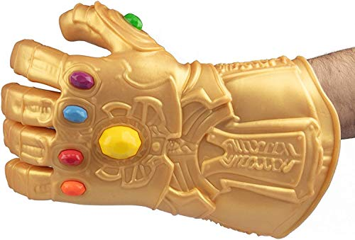 Marvel Avengers Infinity Gauntlet Silicone Oven Glove - Movie Replica Thanos Oven Mitt - Fits Left Hand - One Size