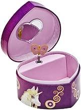 Joy Toy 118106 - Mia And Me Portagioie a Cuore con Carillon in Confezione Regalo
