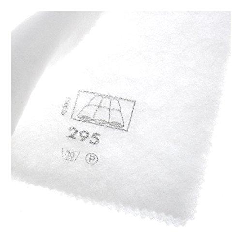 Vlieseline Volumenvlies 295 zum Einnähen 150 cm weiß