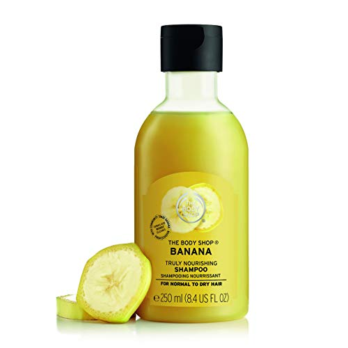 The Body Shop Banana Shampoo 250 ml