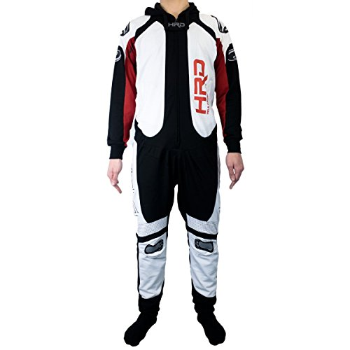 Held Slade Jumpsuit M Schwarz/Rot