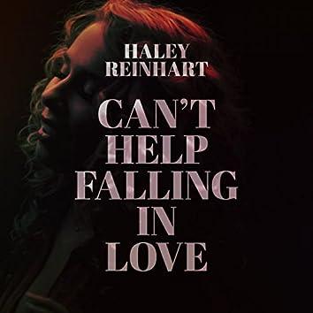 Can't Help Falling in Love - Single
