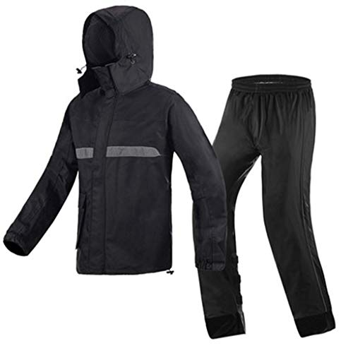 TO Dream Rain Herenjas, regenbroek, set voor wielrennen, ademend, waterdicht, winter, motorsport, golfvissen