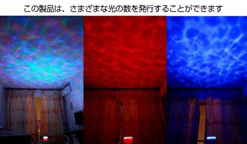 『波プロジェクター auroramaster』の1枚目の画像