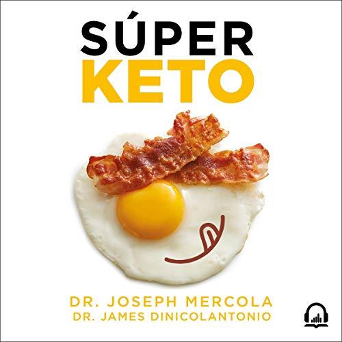 Súper Keto (Spanish Edition) cover art