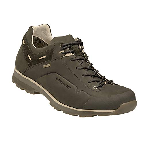 GARMONT 481243/211-12 vêtements-Compression-Sport Unisexe Adulte, Vert Olive, Beige, 40