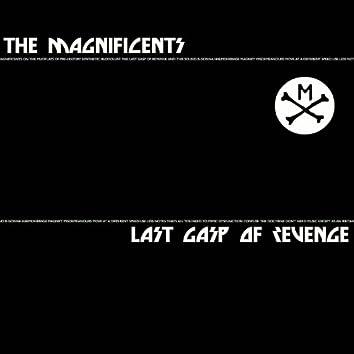 Last Gasp Of Revenge