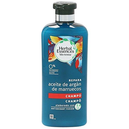 HERBAL Essences champú aceite de argán de marruecos bio bote 400 ml