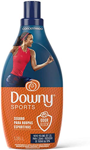 Amaciante Concentrado Downy Sports 1, 35 L, Downy