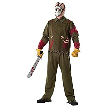 Jason from Friday The 13th Costume for Men
