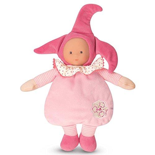 Corolle Y3936 Babicorolle - Muñeca de peluche, color rosa